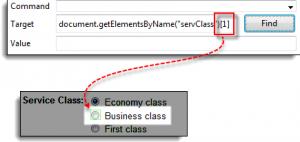 How to use Locators in Selenium IDE